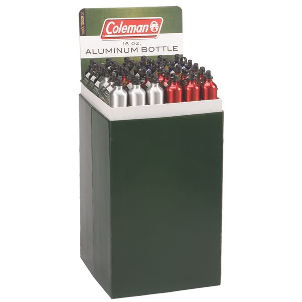 Coleman 16-ounce Aluminum Bottle Display 22181563