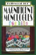 Magnificent Monologues for Kids (Paperback)
