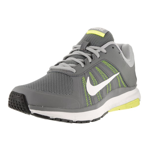 Nike Men's Dart 12 Cool Grey/White Wolf Grey Volt Running Shoe