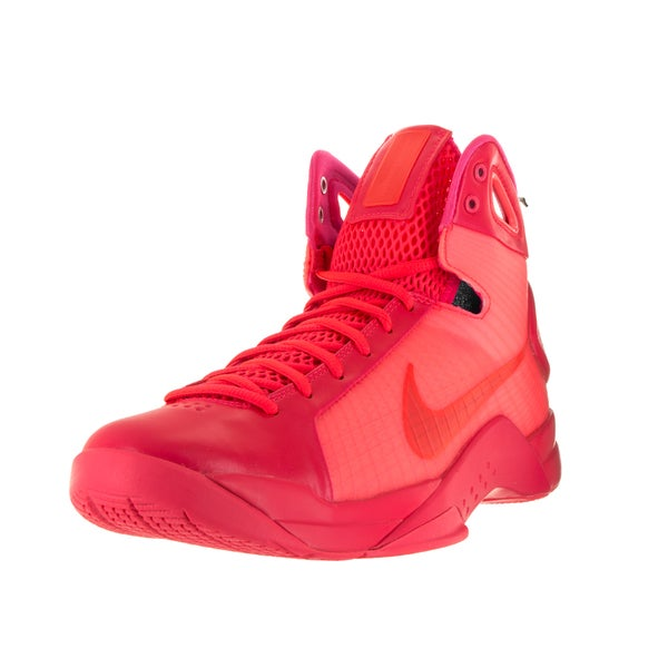 Nike Men's Hyperdunk '08 Solar Red/Solar Red Solar Red Basketball Shoe