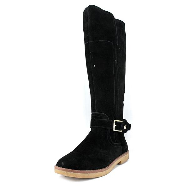 Tommy Hilfiger Women's 'Nelly' Regular Black Suede Boots