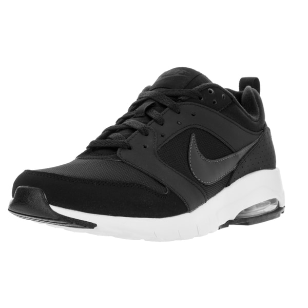 Nike Men's Air Max Motion Black/Anthracite/White Running Shoe 22188647