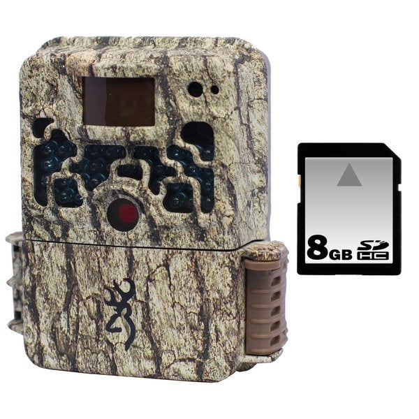 Browning BTC-5 Strike Force Trail Camera Bundle with 8GB SD Card