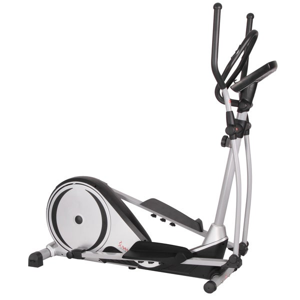 Sunny Health & Fitness Long-Stride Magnetic Elliptical