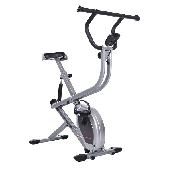 Sunny Health and Fitness Dual-Action Rider Exercise Bike