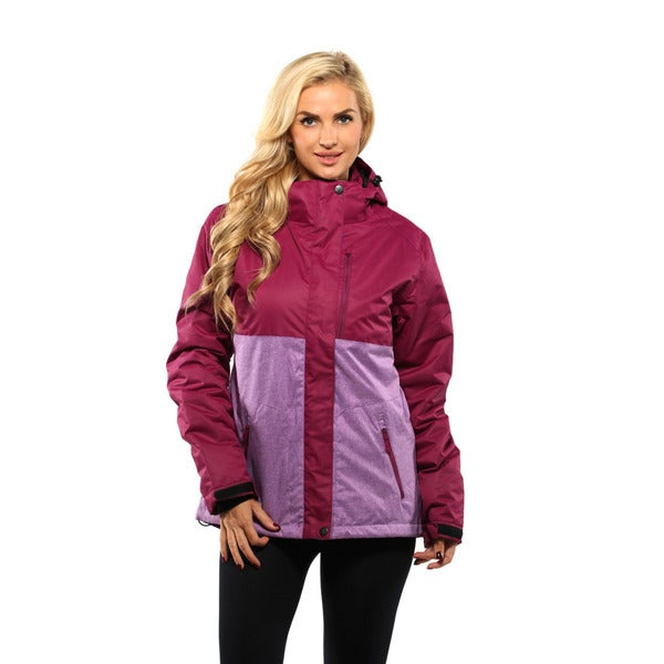 Pulse Women's Berry and Grape Willow Jacket