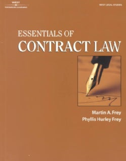 Essentials of Contract Law (Paperback)