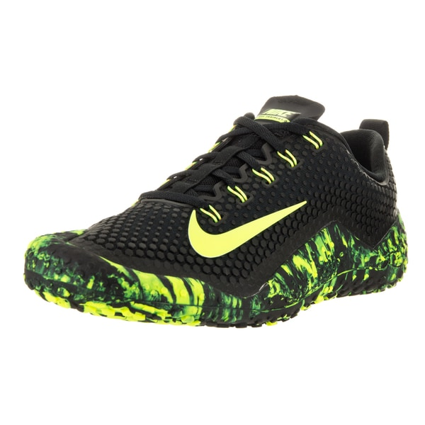 Nike Men's Free Trainer 1.0 Volt/Volt Black Training Shoe