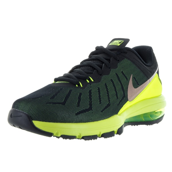 Nike Men's Air Max Full Ride Tr Black/Blue/Volt Training Shoe