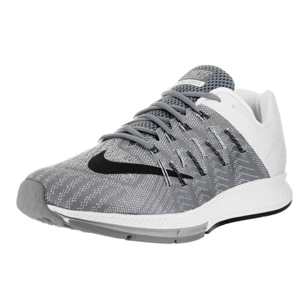 Nike Men Air Zoom Elite 8 Cool Grey/Black/Pr Pltnm/White Running Shoe