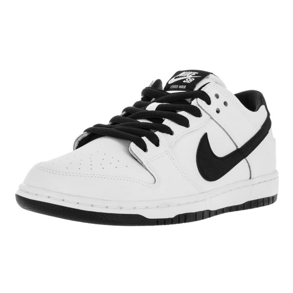 Nike Men's Dunk Low Pro IW White/Black/White Skate Shoe