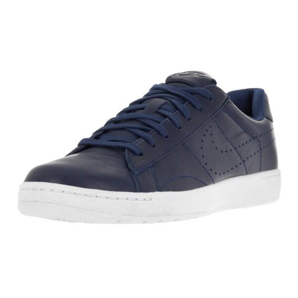 Nike Men's Tennis Classic Ultra Lthr Coastal Blue/Coastal Blue/Wht Casual Shoe