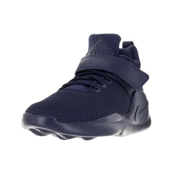 Nike Kids Kwazi (PS) Mdnght Navy Basketball Shoes
