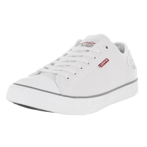 Levi's Men's Stan Buck II White Casual Shoe 22194582