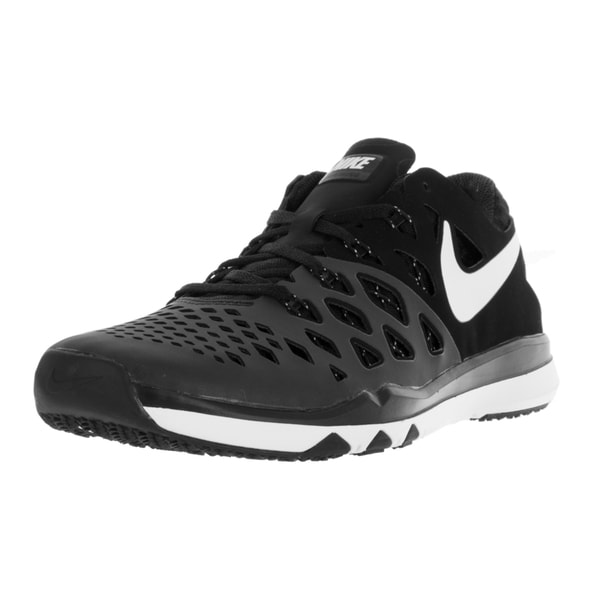 Nike Men's Train Speed 4 Black/White/Black Running Shoe