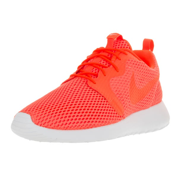 Nike Men's Roshe One Hyp Br Total Crimson/Ttl Crmsn/White Running Shoe