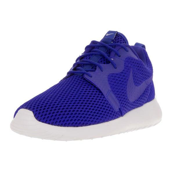 Nike Men's Roshe One Hyp Br Racer Blue/Racer Blue White Running Shoe
