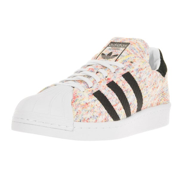 Adidas Men's Superstar 80s Pk Originals Ftwwht/Ftwwht/Cblack Casual Shoe