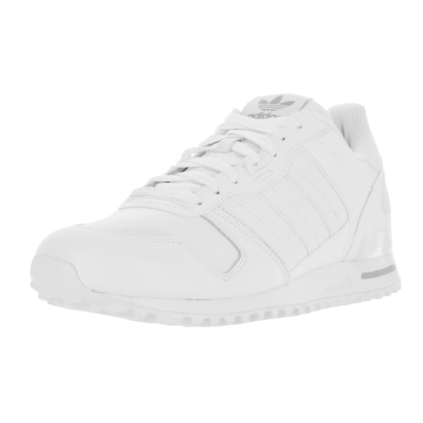 Adidas Men's ZX 700 Originals White/White/Alumin Running Shoe