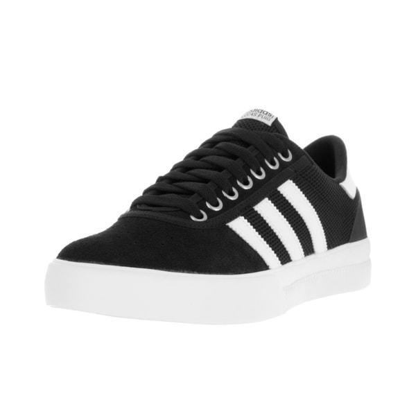 Adidas Men's Lucas Premiere Black Suede Skate Shoe