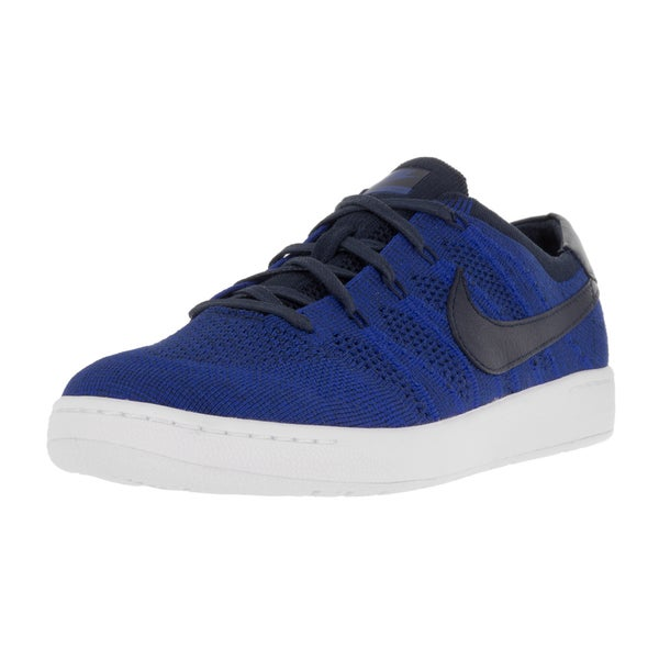 Nike Men's Tennis Classic Ultra Flyknit Cllg Navy/Cllg Nvy Rcr Bl Wht Tennis Shoe