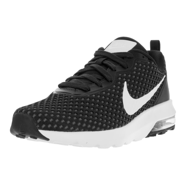 Nike Men's Air Max Turbulence LS Black/White Running Shoe
