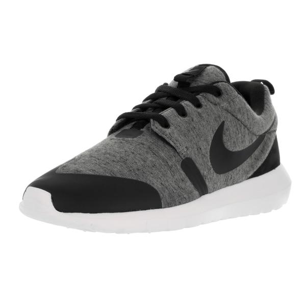 Nike Men's Roshe NM TP Cool Grey/Black/White Running Shoe 22198100