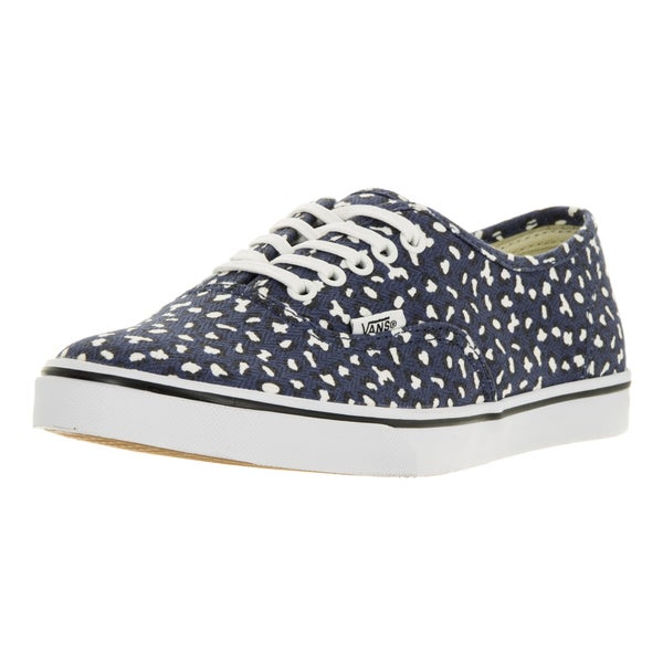 Vans Unisex Authentic Lo Pro (HerringboneLprd) Twilight Blue/True White Casual Shoe
