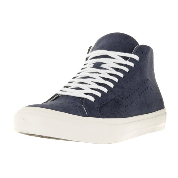Vans Unisex Court Mid DX Parisian Night Casual Shoe