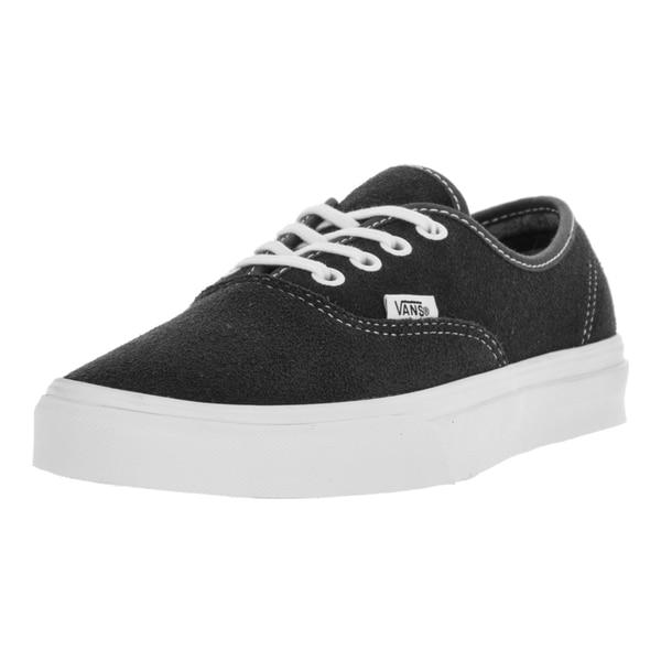 Vans Unisex Authentic (Varsity Suede) Red Mahog Skate Shoe