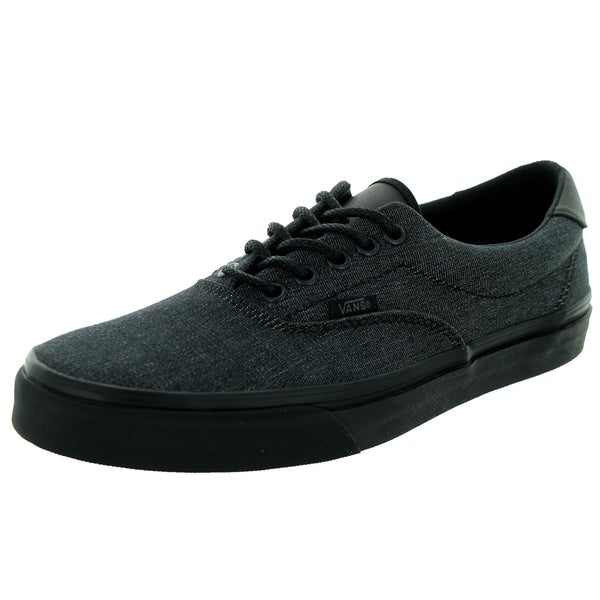 Vans Unisex Era 59 (Denim CandL) Black Skate Shoe