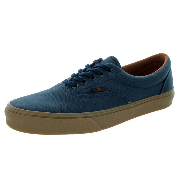 Vans Unisex Era Gumsole Blue Skate Shoe