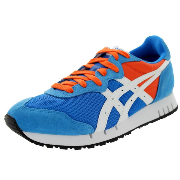 Asics Onitsuka Tiger Unisex X-Caliber Blue/White Suede Casual Shoes