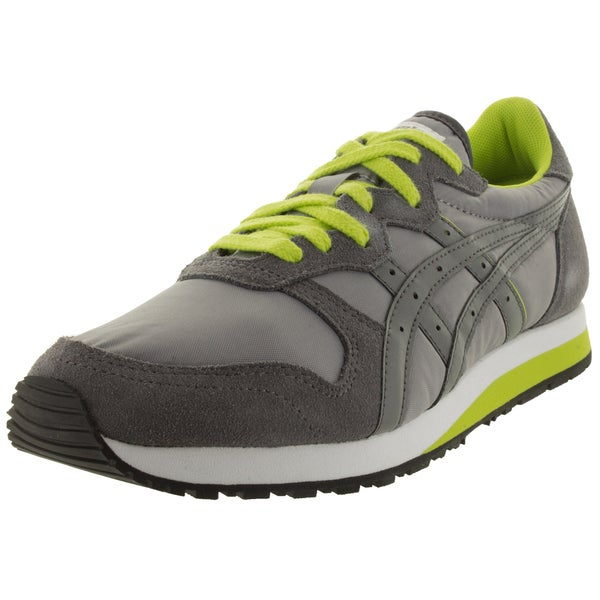 Onitsuka Tiger Unisex OC Runner Light Grey/Grey Suede Casual Shoe