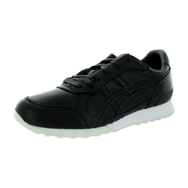 Onitsuka Tiger Unisex Colorado Eighty-Five Black/Black Casual Shoe