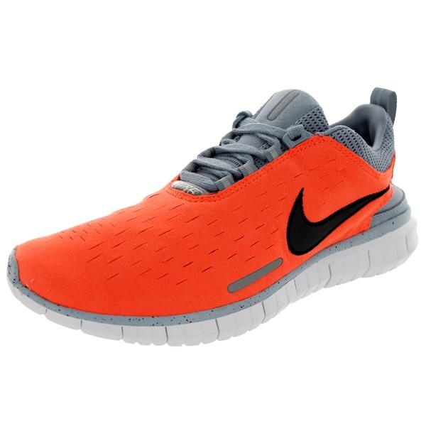 Nike Men's Free OG '14 Hypr Crimson/Blck/Mgnt Gry/Wht Running Shoe (Size 9)