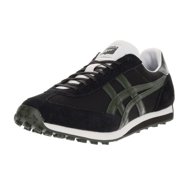 Onitsuka Tiger Unisex EDR 78 Black Suede Casual Shoes