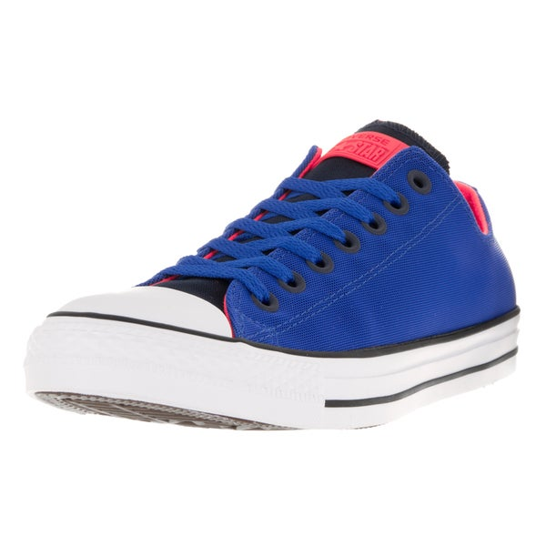 Converse Unisex Chuck Taylor All Star Ox Obsidian/Blue Basketball Shoe