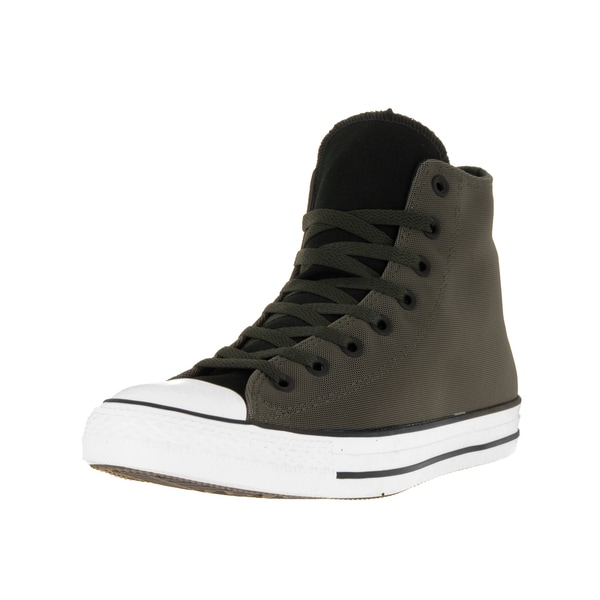 Converse Unisex Chuck Taylor All Star Grey Textile Basketball Shoe