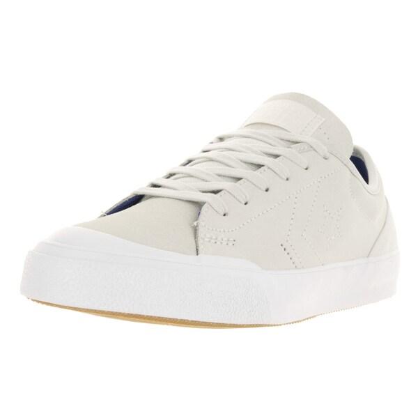 Converse Unisex Cons Sumner Ox Buff/Buff/Blue Skate Shoe