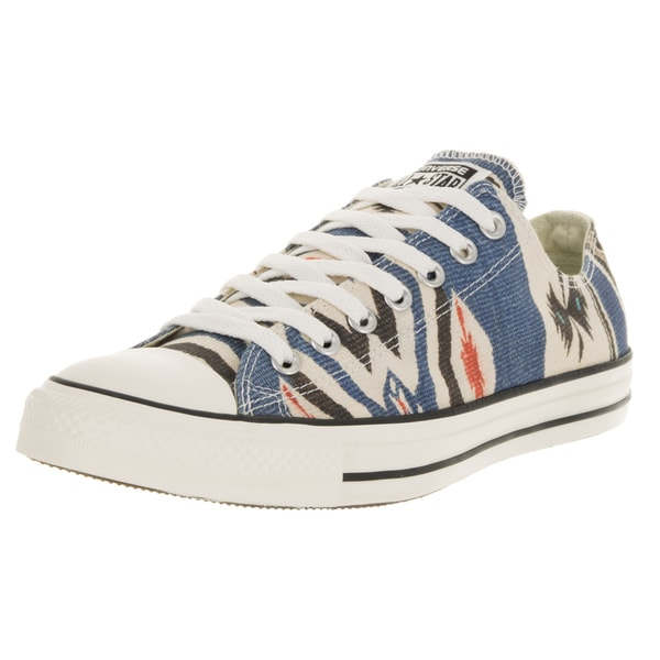 Converse Unisex Chuck Taylor Ox Natural Canvas Basketball Shoes