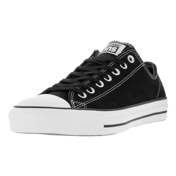 Converse Unisex One Star Pro Ox Black/White Skate Shoe