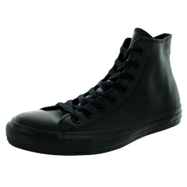Converse Unisex Chuck Taylor As Hi Black Mono Basketball Shoe