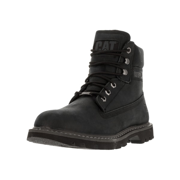 Caterpillar Men's Watershed WP Black Boot