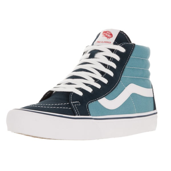 Vans Men's Sk8-Hi Pro (50th) Navy/White Skate Shoe