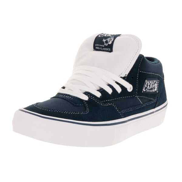 Vans Men's Half Cab Pro Dress Dress Blues Skate Shoe