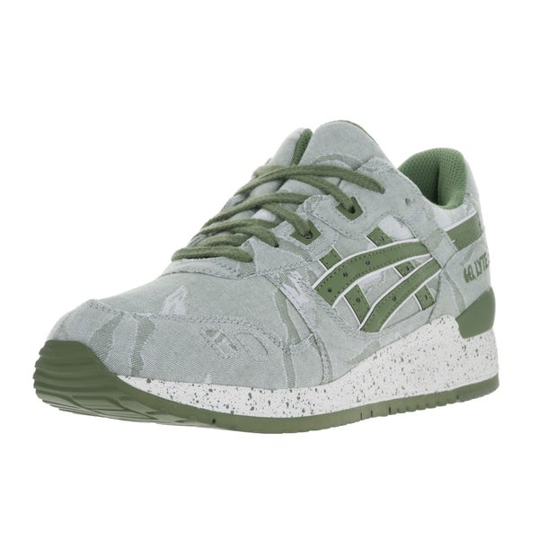 Asics Men's Gel-Lyte III Cedar Green/Cedar Green Running Shoe