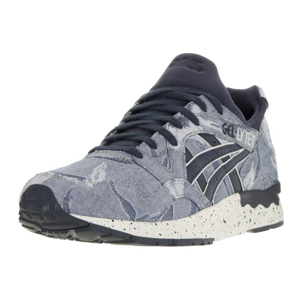 Asics Men's Gel-Lyte V Indian Ink/Indian Ink Running Shoe
