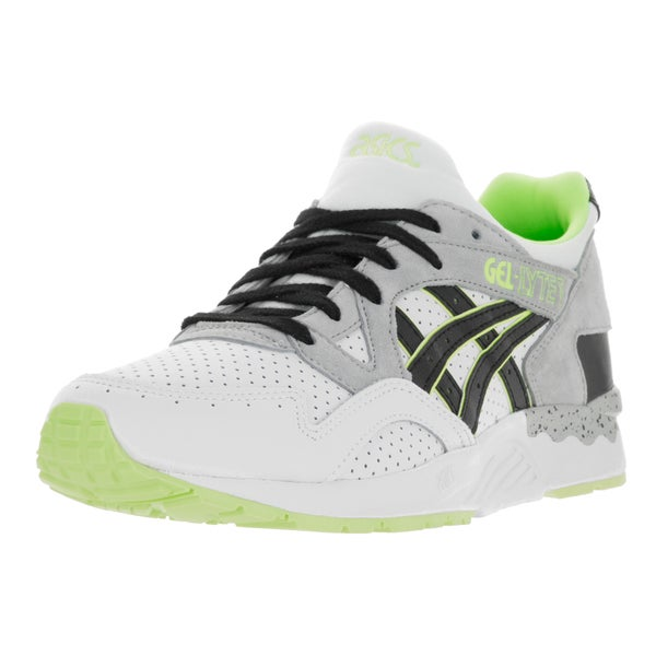 Asics Men's Gel-Lyte White Leather Running Shoe