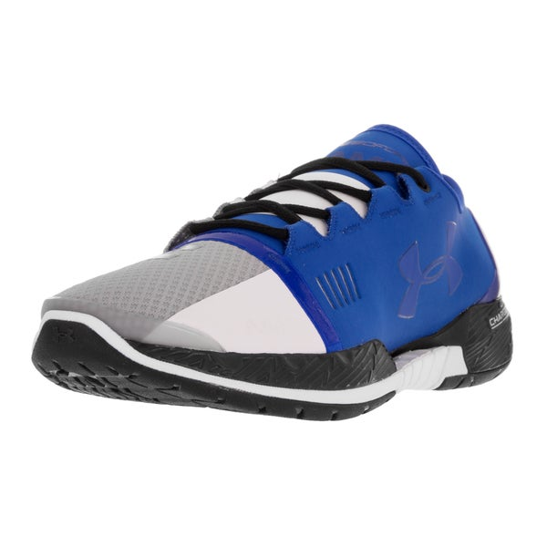 Under Armour Men's UA Speedform Blue Fabric Running Shoe